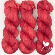 Cherry Fizz Artisan Sock