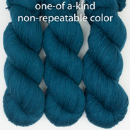 OOAK - similar to Indigo Artisan Sock - SALE (mixed dye-lots)