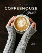 Coffeehouse Knit - hardcover book