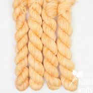 Citrus Blossom - Individual Quarter Skein, Artisan Sock