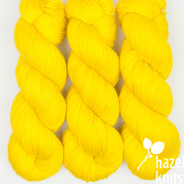 OOAK - Bright Yellow Lively DK