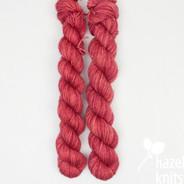Cherry Fizz - Individual Quarter Skein, Artisan Sock
