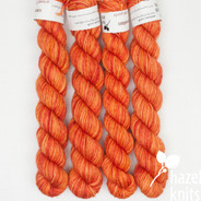 Carnelian Artisan Sock - 100+ yard mini