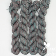 Sharkskin Artisan Sock - 100+ yard mini