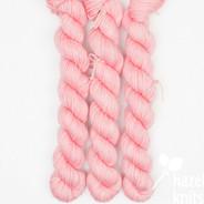 OOAK - pink 2 - Individual Quarter Skein, Artisan Sock