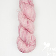 Roses layered Ombre #0 Artisan Sock