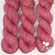 Cabbage Rose Artisan Sock