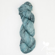 Sea of Tranquility Worsted-Aran Limited Edition Base - has a marked KNOT (reduced price!)