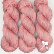 Pink Purl Lively DK - has a marked KNOT (reduced price!)