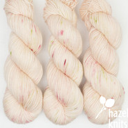 Ticklish Lively DK - has a marked KNOT (reduced price!)
