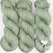 Summer Sage Lively DK - has a marked KNOT (reduced price!)