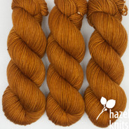 Dulce de Leche Cadence - has a marked KNOT (reduced price!)