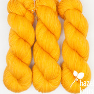 Marigold Artisan Sock