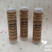 Lip Balm - Honeycrisp Apple, by Tuft Woolens