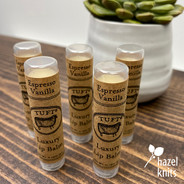 Lip Balm - Espresso Vanilla, by Tuft Woolens