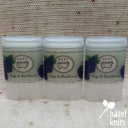 Knitters Hand Balm - Sage & Blackberry, by Tuft Woolens