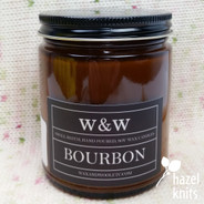 Bourbon Candle by Wax & Wool