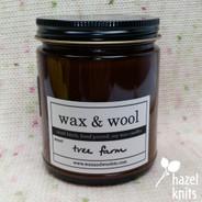Tree Farm Candle by Wax & Wool
