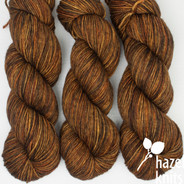 Sandalwood Lively DK - has a marked knot (reduced price!)
