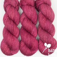 OOAK (one of a kind) Raspberry pink Lively DK