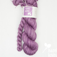 Orchid Filigree Silk - split skein