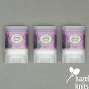 Knitters Hand Balm - Lavender Apple, by Tuft Woolens