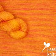 Mandarin Artisan Sock