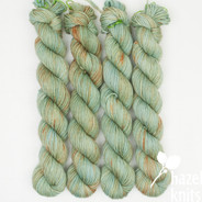 Verdigris Artisan Sock - 100+ yard mini