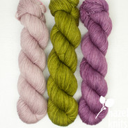 Trio Palette 1, Entice MCN - 200+ yards each (600+ yards total)