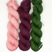Trio Palette 3, Entice MCN - 200+ yards each (600+ yards total)