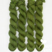 Shady Verdant Artisan Sock - 100+ yard mini