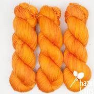 Mandarin (lite - one of a kind prototype) Artisan Sock