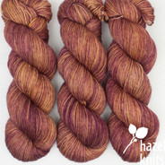 Toad Lily Artisan Sock - Featured Color, August 2020 - on sale!