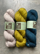Teroldego Yarn Set  1 -  Entice