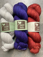 Teroldego Yarn Set  5 -  Entice