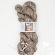 White Winged Dove Lively DK - split where there was a knot in skein