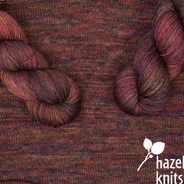 Dragontail Artisan Sock - Featured Color, September 2020 - on sale!
