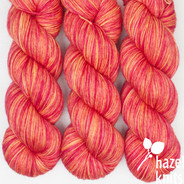 Strawberry Lemonade Artisan Sock - MIXED BATCH