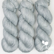 Reflection Single Ply, 50% merino, 50% silk, worsted weight, LIMITED EDITION