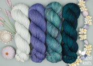Island Beauty 4-skein set