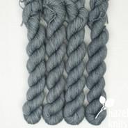 Silhouette Artisan Sock - 100+ yard mini