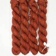 Henna Artisan Sock - 100+ yard mini DISCONTINUED COLOR