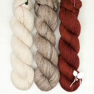 Trio Palette 7, Entice MCN - 200+ yards each (600+ yards total)