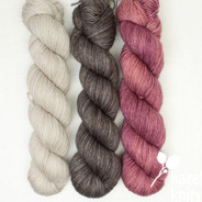 Trio Palette 10, Entice MCN - 200+ yards each (600+ yards total)