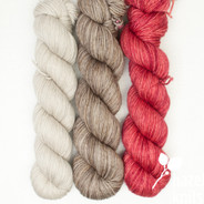 Trio Palette 12, Entice MCN - 200+ yards each (600+ yards total)