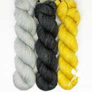 Trio Palette 13, Entice MCN - 200+ yards each (600+ yards total)