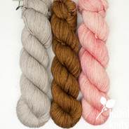 Trio Palette 14, Entice MCN - 200+ yards each (600+ yards total)