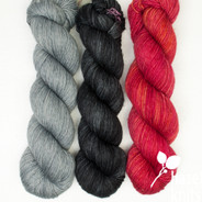 Trio Palette 15, Entice MCN - 200+ yards each (600+ yards total)