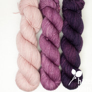 Trio Palette 16, Entice MCN - 200+ yards each (600+ yards total)