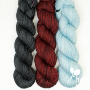 Trio Palette 17, Entice MCN - 200+ yards each (600+ yards total)